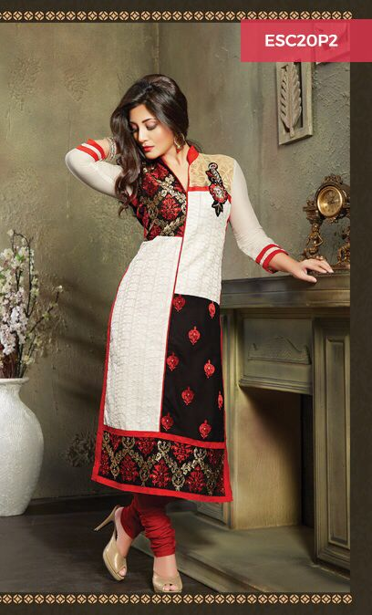 Monday Dhamaka Deal!! Ultimate Rimi Sen Red Black Cotton Suit for just Rs 1399/- Shop now @ http://www.enasasta.com/deal/rimi-sen-red-black-cotton-suit Call or Whatsapp @08288886065