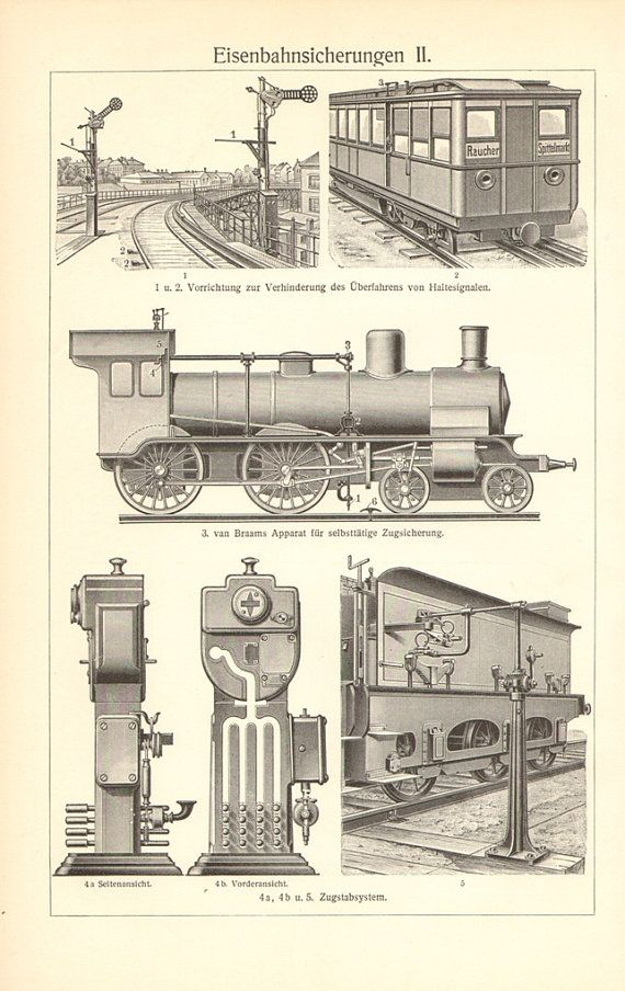 1904 Rail Safety Track and Rail Maintenance by CabinetOfTreasures