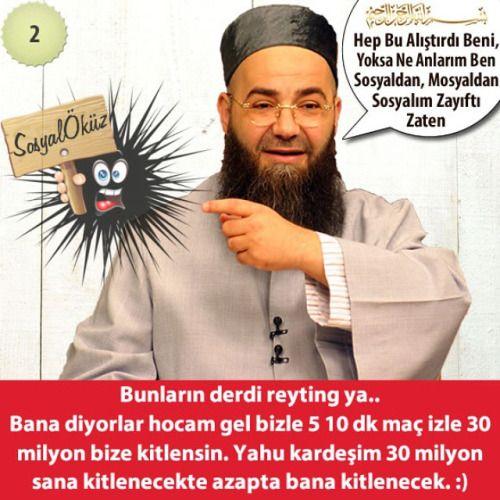 Sosyal Öküz & Cübbeli Ahmet Hoca 2. #sosyalöküz#din#komikresimler#müslüman#cübbeli#öküz#müslüm#cuma#caps#capsresim#resim#ahmet#sosyal#ahmethoca#cübbeliahmethoca#komik#cumanamazı#islam