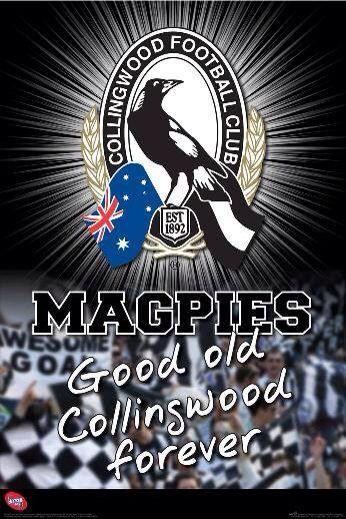 Good old Collingwood forever