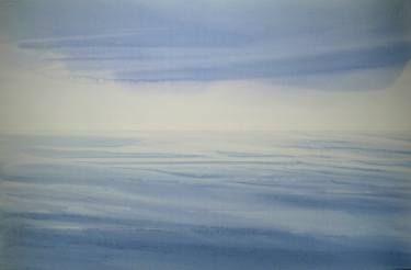 """Saatchi Art Artist Jitka Anlaufova; Painting, """"Landscape"""" #art"""