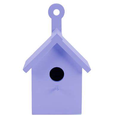 Sie erfüllen einem Vogelpaar den Traum von den eigenen vier Wänden - und freuen sich mit etwas Glück auf piepsenden Nachwuchs. Das kleine Early Bird-Nistkasten dient als Vogelhaus - aus MDF gefertigt, lackiert und einfach preisverdächtig in seinem schlichten, wunderschönen Design. An der Vorderseite lädt eine Anflugstange zum Landen ein, auf der Rückseite bietet Early Bird - neben der Vorrichtung zum Aufhängen - eine Klappe (durch Magnet gehalten), so dass Sie zum Saisonwechsel einen…