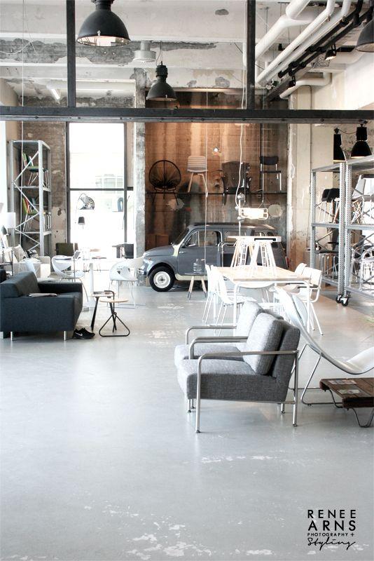 Renee Arns styling & photography. Zitfabriek Strijp-S. The Netherlands