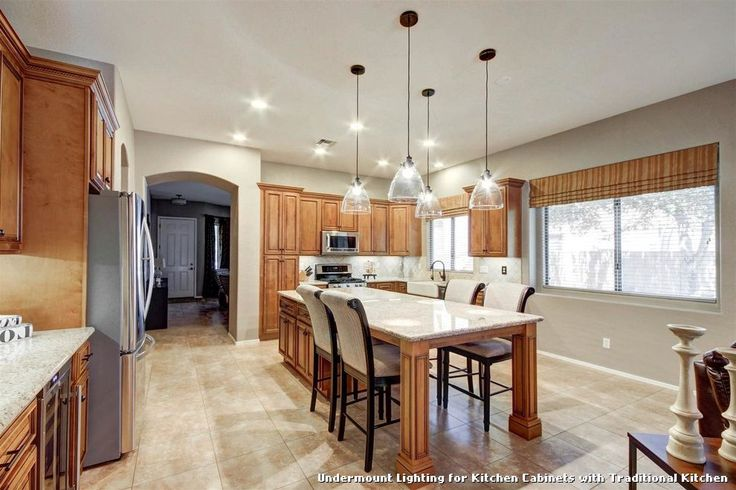 Undermount Lighting for Kitchen Cabinets with Traditional Kitchen, kitchen lighting from Undermount Lighting for Kitchen Cabinets