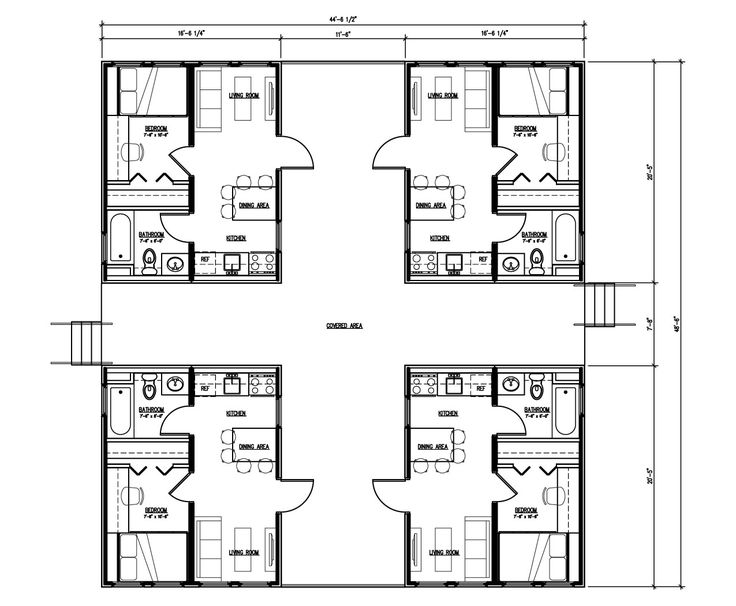 Cargo Container House Floor Plans. Find Out The Best Easy To Follow Floor  Plans Here Part 69