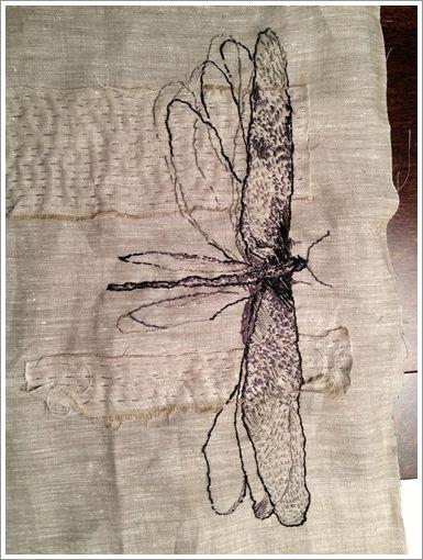 Embroidery by M.Krasowski.