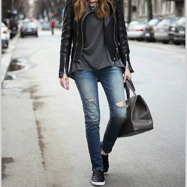 Ecentrcq Steve Madden Fashion Style Casual Outfits