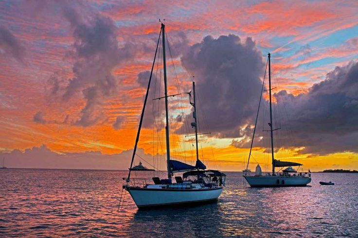 The Most Beautiful Sailing Charter and Cruising Destinations in the World