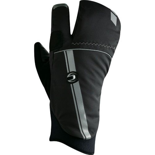 Touted as Cannondale's warmest glove, the LE Cycling Gloves from Cannondale are a 2-piece marvel that combines their Arctic Barrier 2.0 on the outer glove and Polar fabric liners to make your hands toasty even in extreme winter conditions. Cannondale quality, Nashbar price.