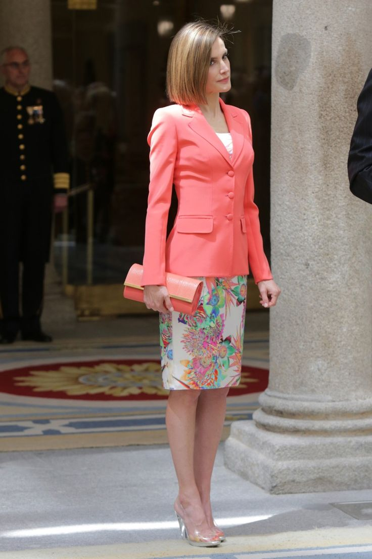 De Felipe Varela, una apuesta segura - Los últimos looks de la Reina Letizia - TELVA.com
