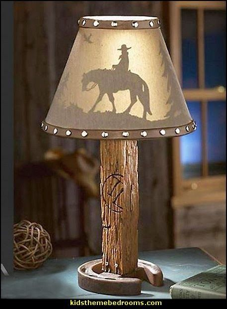 17 best ideas about cowgirl bedroom decor on pinterest western bedroom decor cowgirl room and for Western table lamps living room
