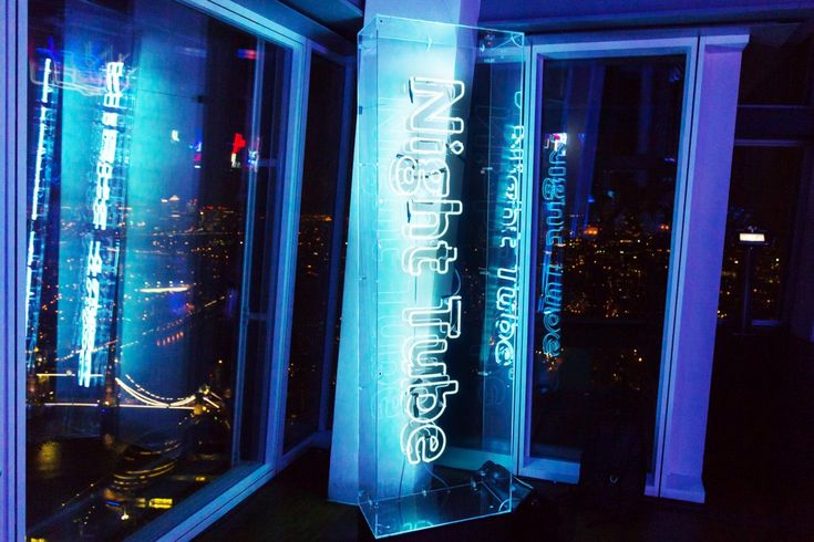 Kemp London created striking neon signs and neon artwork for Transport for London to enhance…