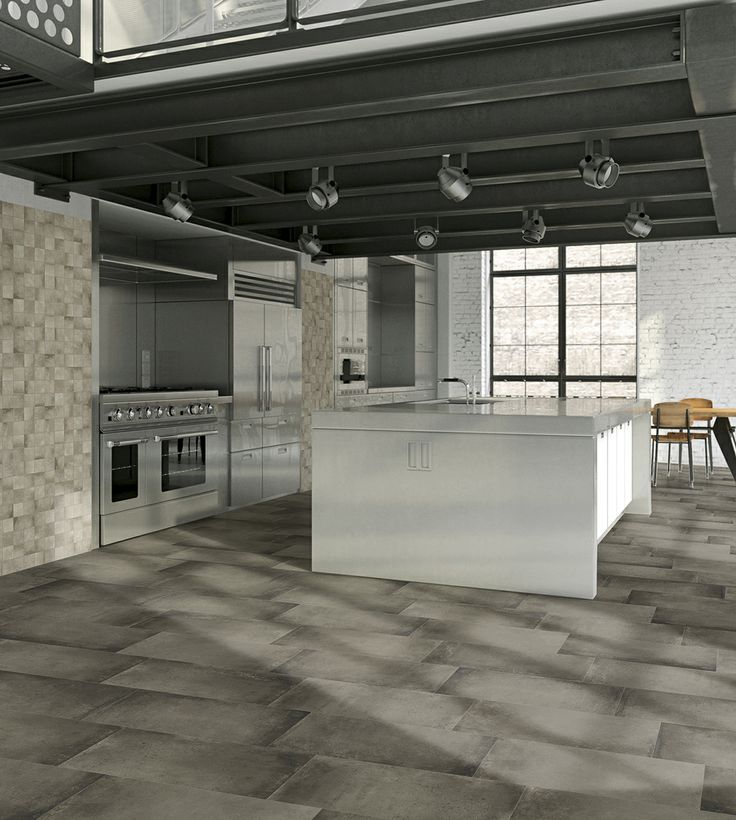 Ceramic And Porcelain Tile That Looks Just Like Concrete Cement For More Information Feel Free