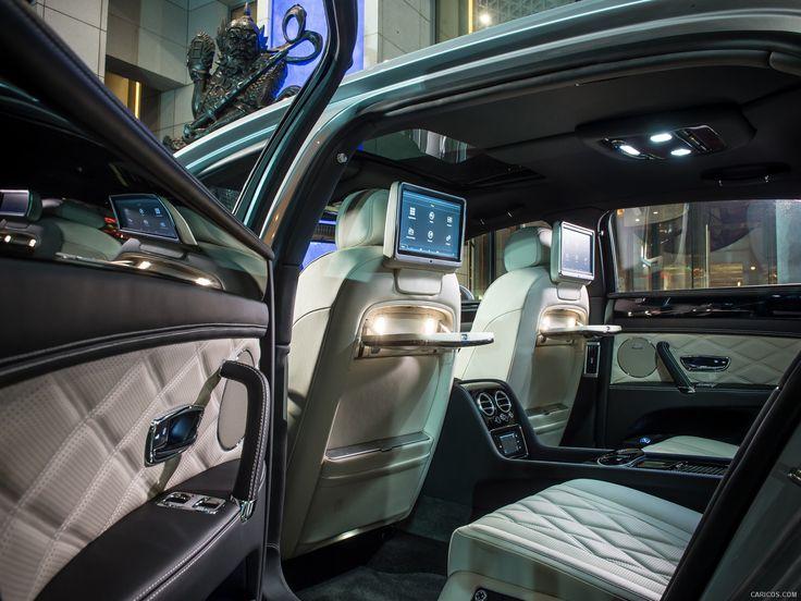 2014 Bentley Flying Spur Moonbeam - Interior Rear Seats #71