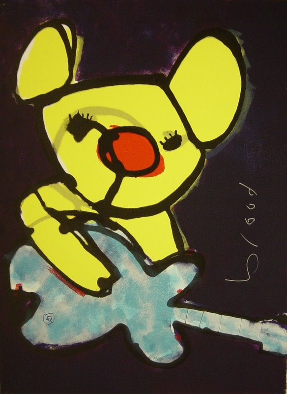 Herman Brood, Dutch painter
