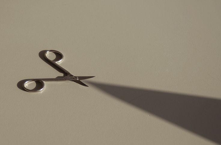 Scissor by Csilla Klenyánszki