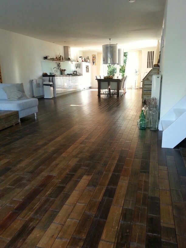 Flooring 101 A Guide To Bamboo Floors For The Home Pinterest And Wood