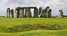 The Stonehenge in Salisbury, England