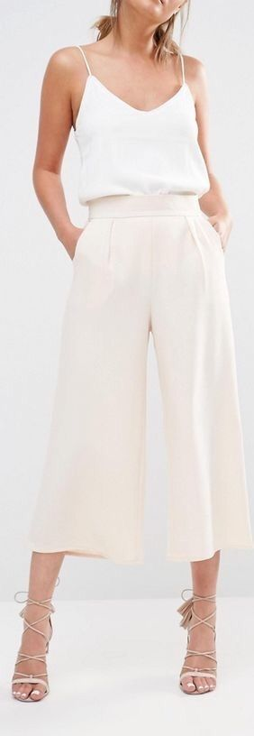 Culottes are the cutest