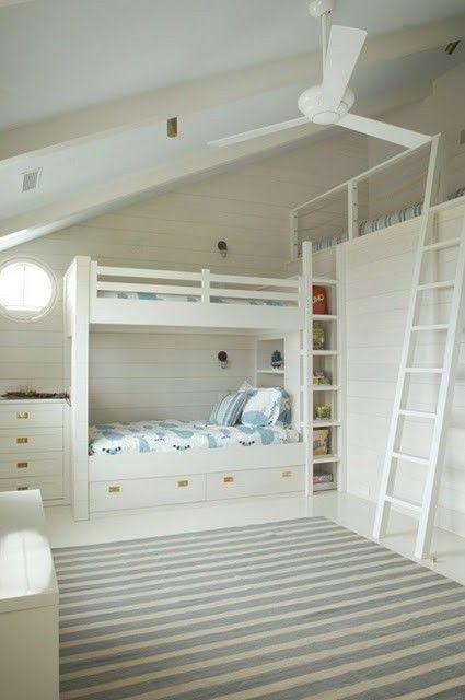 bunks and a loft