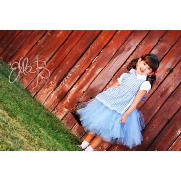 Dorothy Wizard of Oz tutu costume - kids
