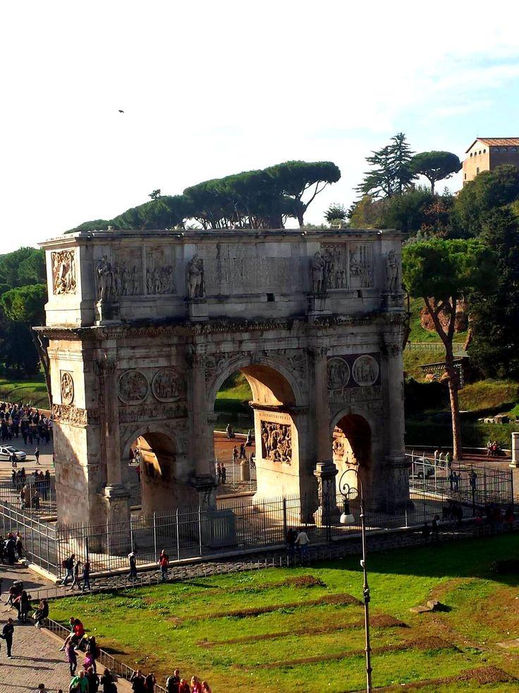 Roteiro principais atrações de Roma - dia 2 | VoupraRoma