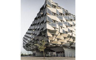 Pabellón de Aragón Expo 2008 . Zaragoza . Olano-Mendo  Arquitectos