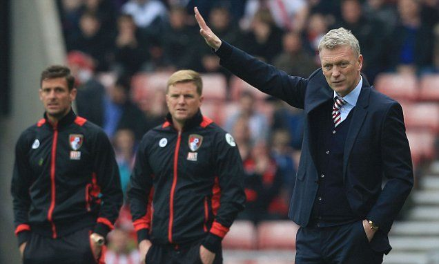David Moyes the vampire sucked the life of out Sunderland