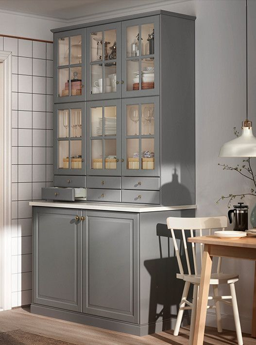 METOD/BODBYN | Cucina - IKEA | Kuchnia | Ikea kitchen, Kitchen ...
