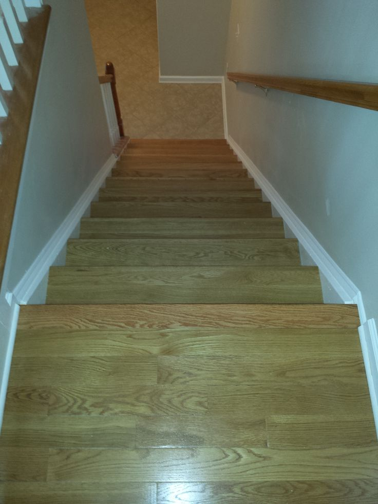 Best A New Set Up Oak Stair Treads Hardwood Stairs 400 x 300