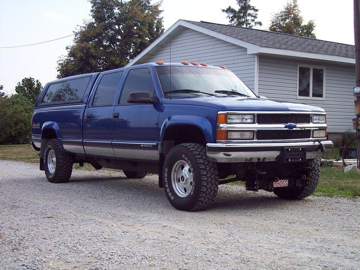 1994 Chevy Silverado Z71 | Avalanche 2500, Silverado 1500 Extended Cab, Silverado 1500 Crew Cab ...