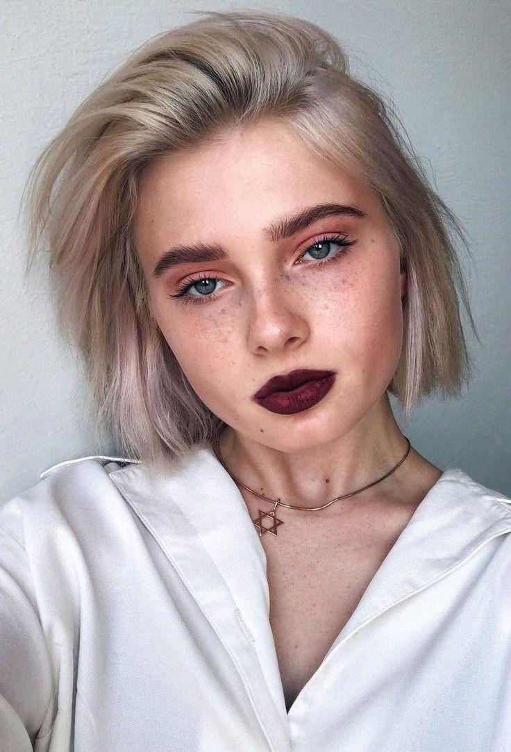 best Hair images on Pinterest  Nail scissors Ash blonde