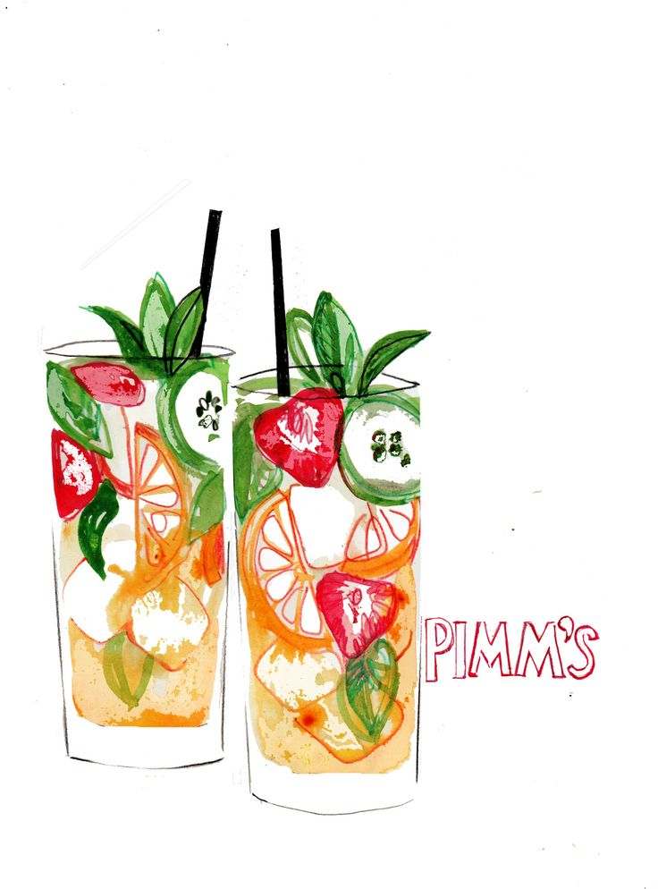 It that time of year again  #pimms o clock anyone?