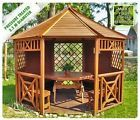 Garden gazebos for sale on www.gazebokings.com