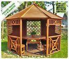 Garden gazebos for sale on www.gazebokings.com