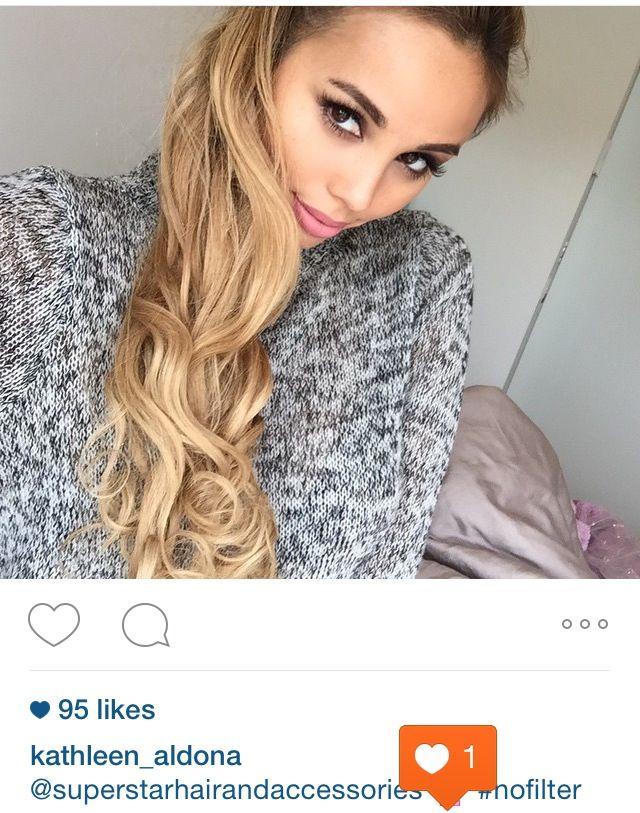 More stunning ponytails
