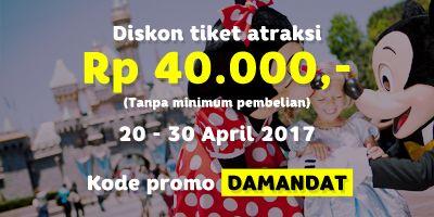 Admission Ticket! #universalstudio #disneyland #legoland #ticket #mandiri #holiday #children #travel #fun