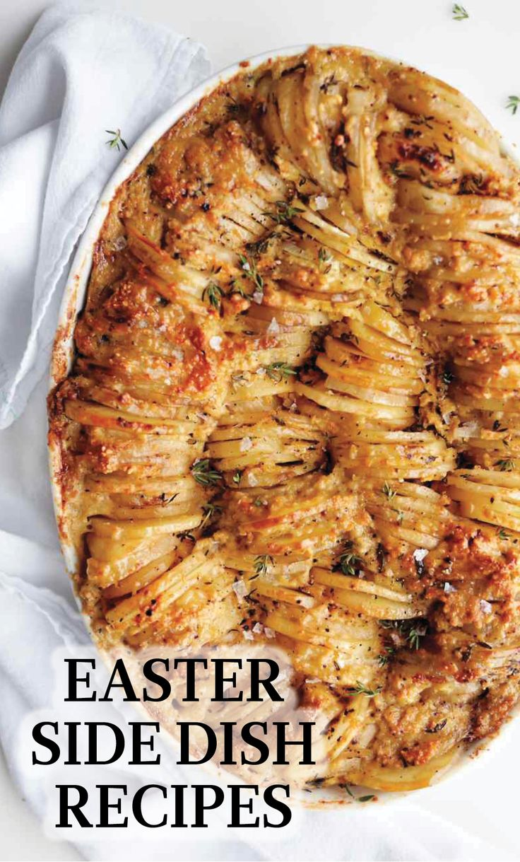 12 Spring Side Dish Recipes for Easter Ham   Martha Stewart Living - Ham is an easy main dish for spring holidays, and part of the pleasure of serving it is enjoying it with side dishes, from new season vegetables to creamy grits and drop biscuits, that play well with its rich, savory flavors.