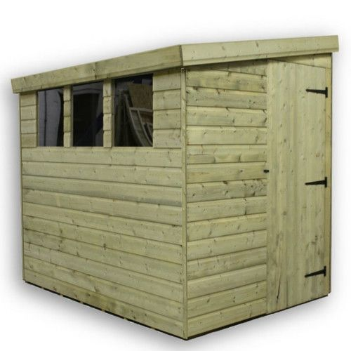 Found+it+at+Wayfair.co.uk+-+6+x+4+Wooden+Lean-To+Shed