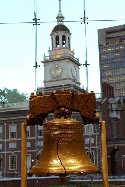 Liberty Bell - Philadelphia, PA! another stop on our road trip next month