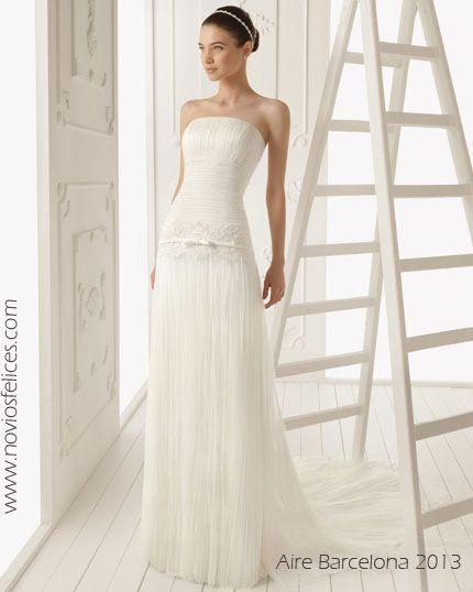 Vestidos de novia naif