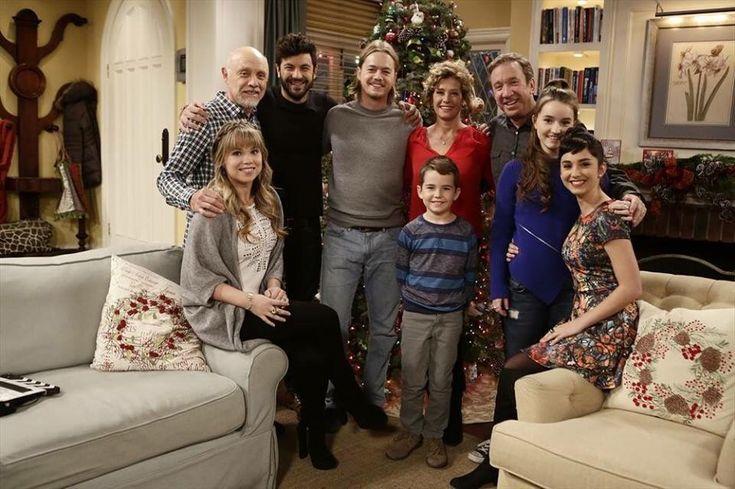 Last Man Standing-Tim Allen tv sitcom series King/genius....its home improvement w/3 daughters .... nice career, great laughs, LUV the Santa Clause movies .... heh heh heh