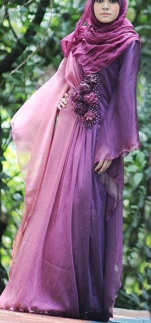 Purple Outfits Ideas# Hijab Inspiration