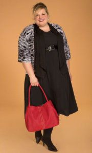 PERFECT RAYON DRESS, Dresses & Skirts: On The Plus Side by Making it Big