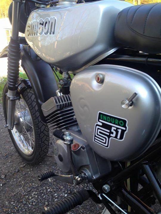 Simson S51 Enduro