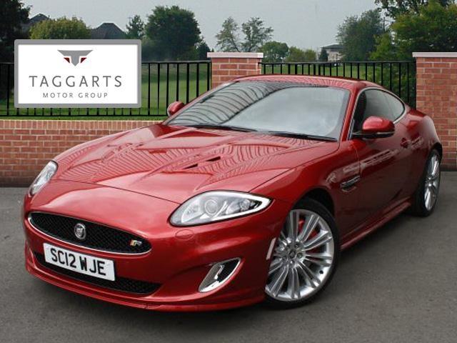 Jaguar XK 5.0 Supercharged V8 R 2dr Auto £65,990