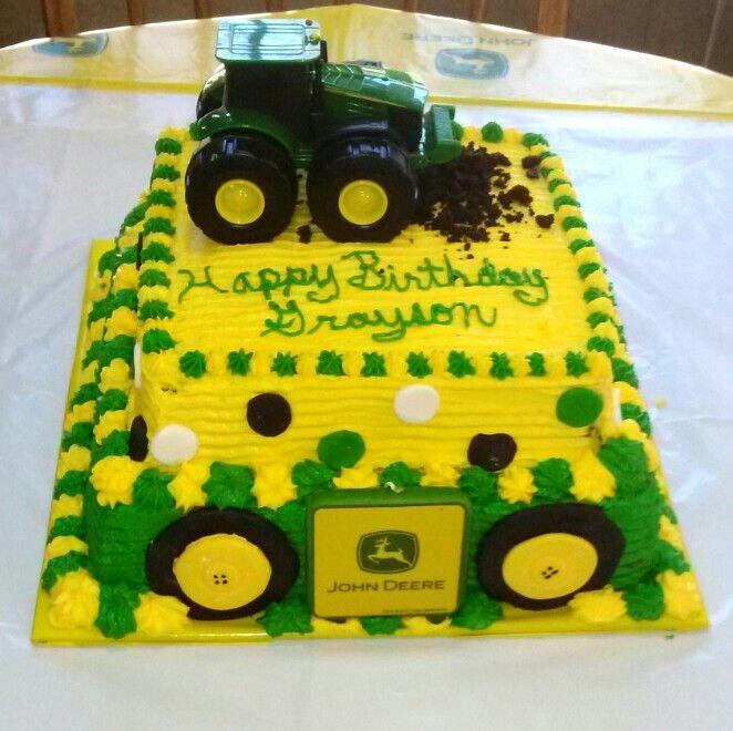 John Deere Cakes Images