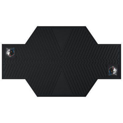 Fan Mats NBA Basketball Motorcycle Garage Floor Mat - 15385