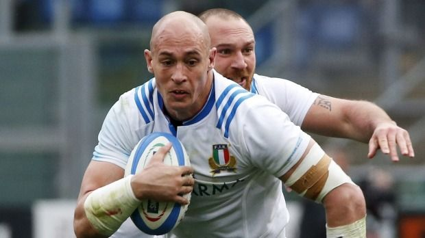 Sergio Parisse could become Italy's most capped player against the All Blacks.