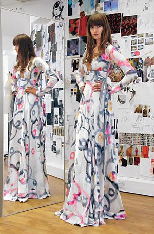 When can this dress live in my closet?: Clark Dress, Textile Designers, Fashion Ideas, Outfit Ideas, Ossie Clark Celia, Style Dresses, Clark Celia Birtwell, Fashion Designers, Birtwell Designs